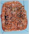 Fej-Kerítés (Matyi bácsi), 2005, számítógépes grafika, papír, 225x189 mm, (magántulajdon)