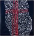 Korpusz, 2005, számítógépes grafika, papír, 209x200 mm