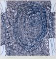 Minotaurosz, 2005, számítógépes grafika, papír, 200x200 mm, (magántulajdon)