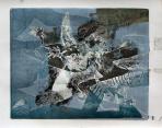 Táltos, 1996, monotípia, papír, 47,5x65 cm