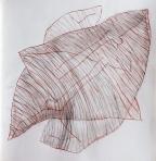 Két dudás, 2000-02 kl, pasztell, papír, 36x36 cm