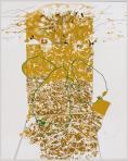 Bukta Imre, 2005, számítógépes grafika, papír, 151x120 mm, (magántulajdon)