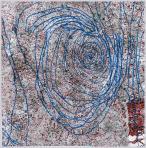 Korpusz-Labirintus, 2005, számítógépes grafika, papír, 270x270 mm