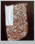 Minotaurosz, 2005, számítógépes grafika, papír, 225x195 mm, (magántulajdon)