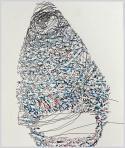 Pierrot, 2005, számítógépes grafika, papír, 149x126 mm, (magántulajdon)
