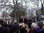 A temetés, Budaörs , 2006.01.30.